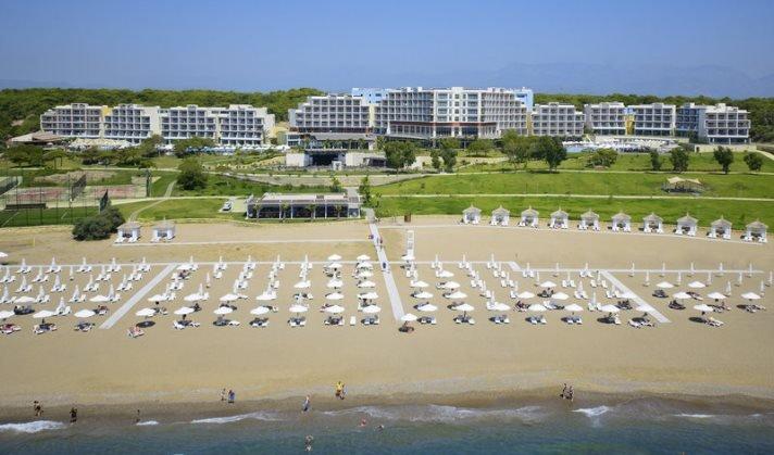 Barut Hotels - a minőség törökül