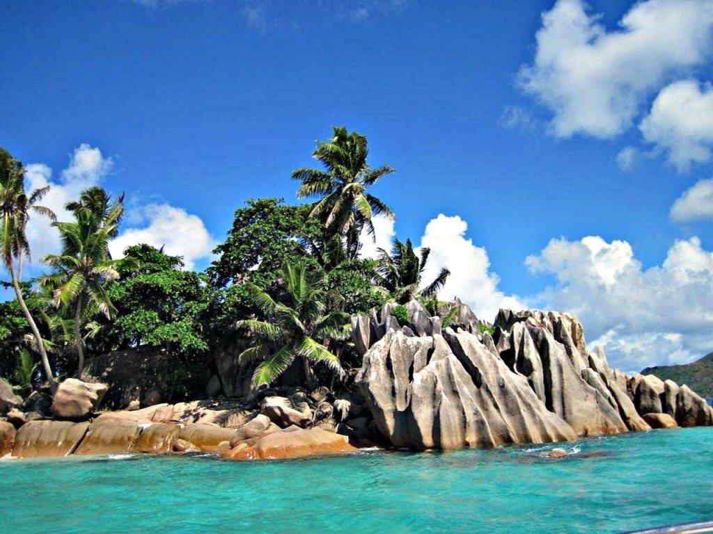 Földön, vízen, levegőben a Seychelle- szigeteken
