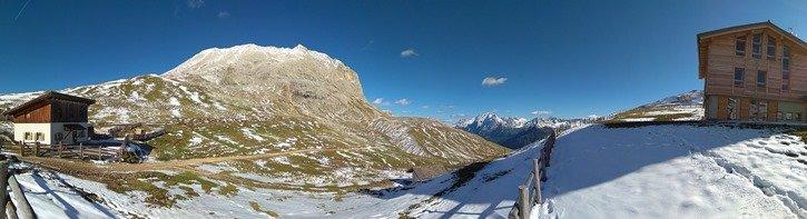 Túrázás a Dolomitokban