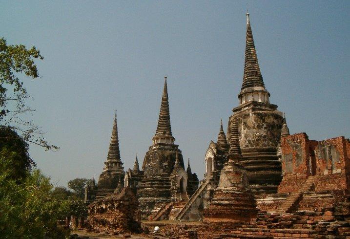 Dzsungeltúra Thaiföldön