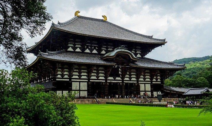 Nara, Japán egykori fővárosa