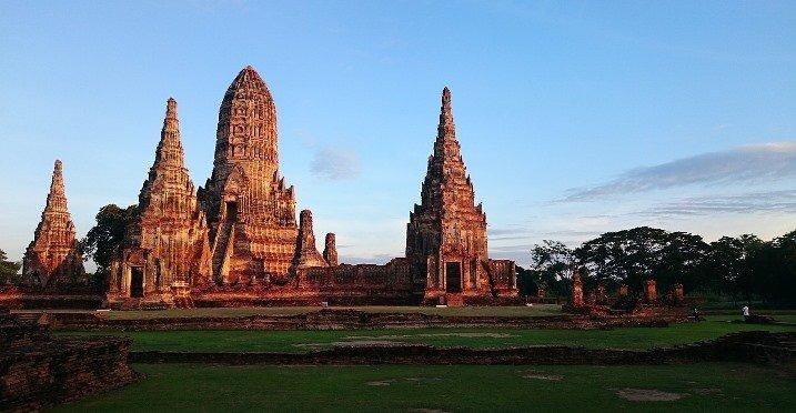 Ayutthaya, Sziám egykori fővárosa