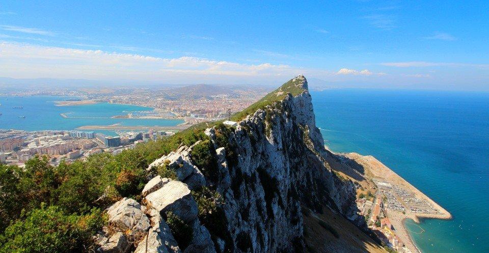 Gibraltár - a mediterrán Anglia