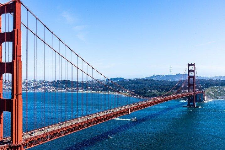 A 8 - talán - legismertebb híd Amerikában