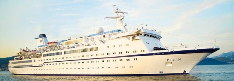 FTI Cruises - MS Berlin, a kis hajó