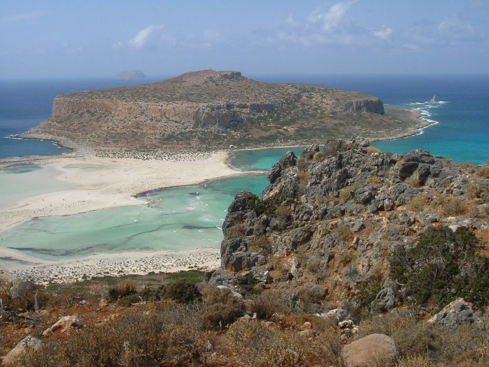 szág, Kréta, Balos Beach