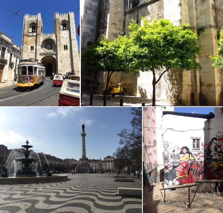 Lisszabon - a szerény világsztár