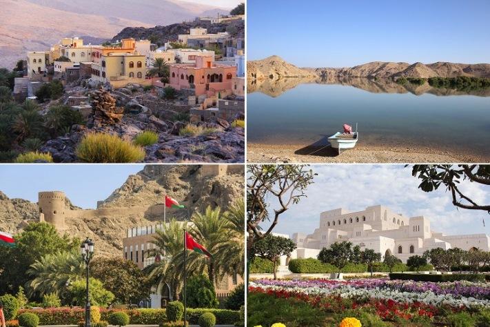 Omán, Közel-Kelet