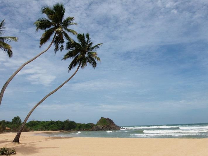 í Lanka, Balapitiya Beach