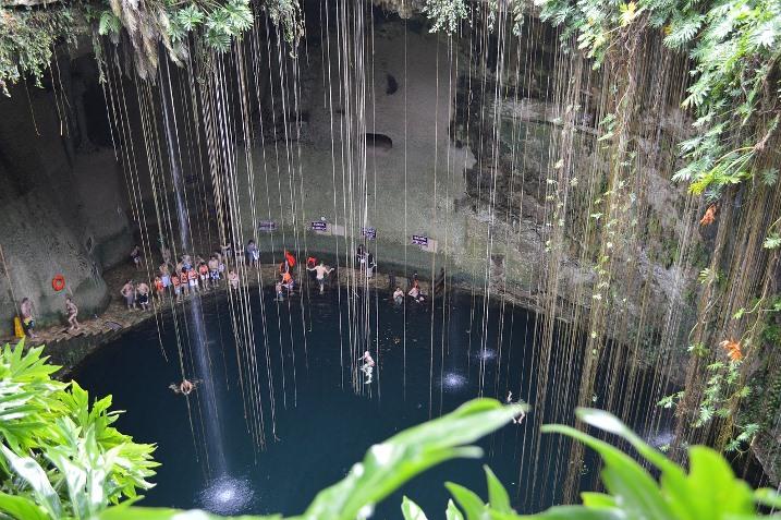 Mexikó, Yucatán-félsziget